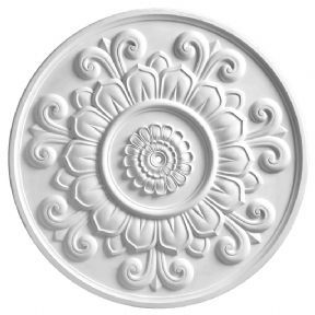 Arts and Crafts Plaster Ceiling Rose 830mm £50