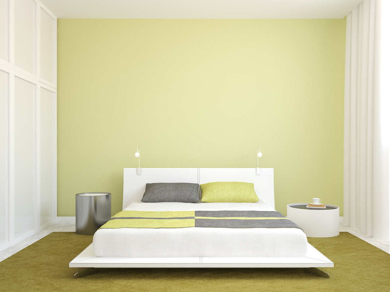 7 ways to bliss out your bedroom colores para pintar for Colores para recamaras 2016