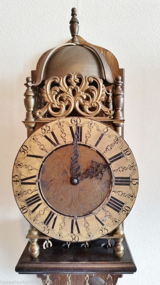 Ebay antique brass mantel clocks