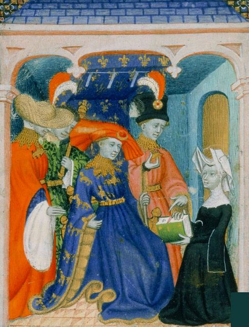 THE WIFE OF BATH, CHRISTINE DE PIZAN, AND THE MEDIEVAL CASE FOR WOMEN