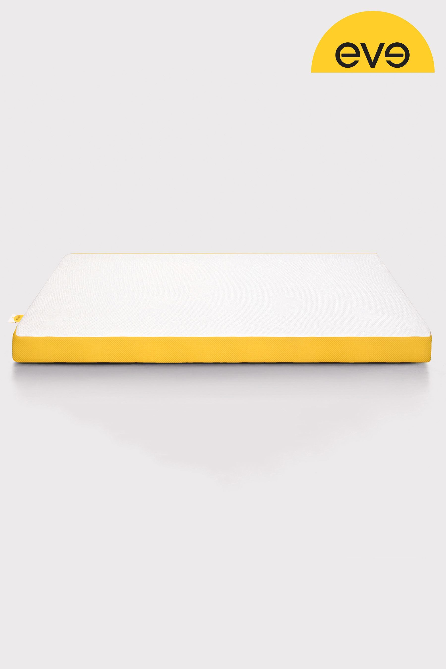 Eve Cot Bed Mattress Yellow Products In 2018 Pinterest