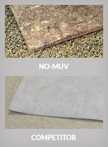 No Muv Is Truly The Only Rug To Pad Keep Flat And Wrinkle Free On Top Of Carpet Unlike Thin Sticky Pads Extremely Dense