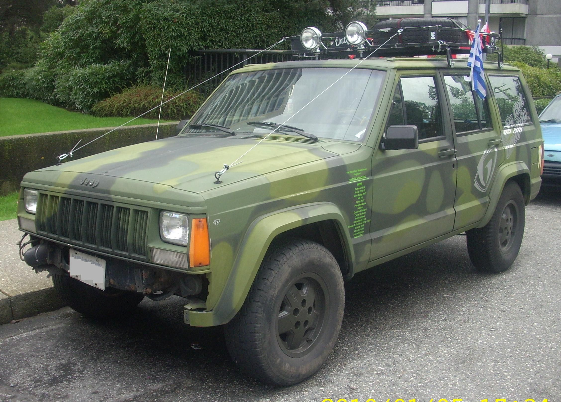 Image Result For Jeep Cherokee Xj Military Military Jeep Jeep
