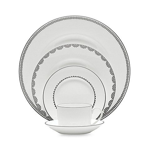Vera Wang Wedgwood® Flirt 5-Piece Dinnerware Place Setting $138.99  sc 1 st  Pinterest & Vera Wang Wedgwood® Flirt 5-Piece Place Setting | Dinnerware