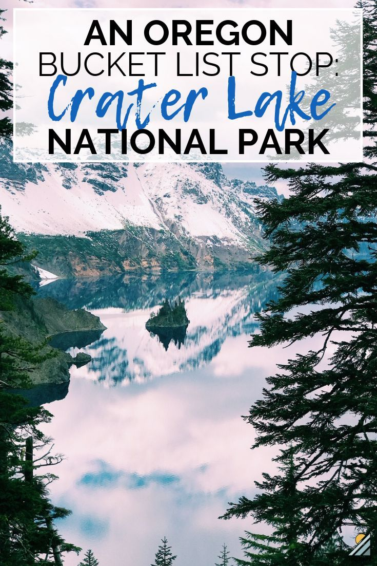 Exploring Crater Lake National Park and Umpqua National Forest #craterlakenationalpark