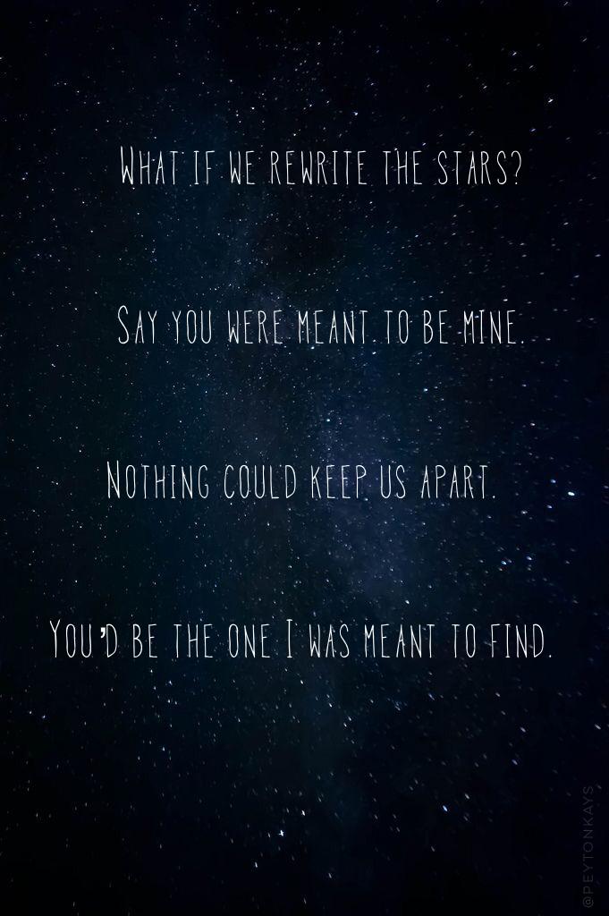 Lyric much more lyrics : Rewrite the Stars. The Greatest Showman. Musical. Rewrite the ...