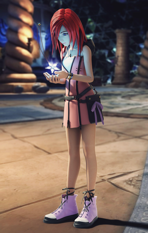 Kingdom Hearts : Kairi by Artemisumi on DeviantArt