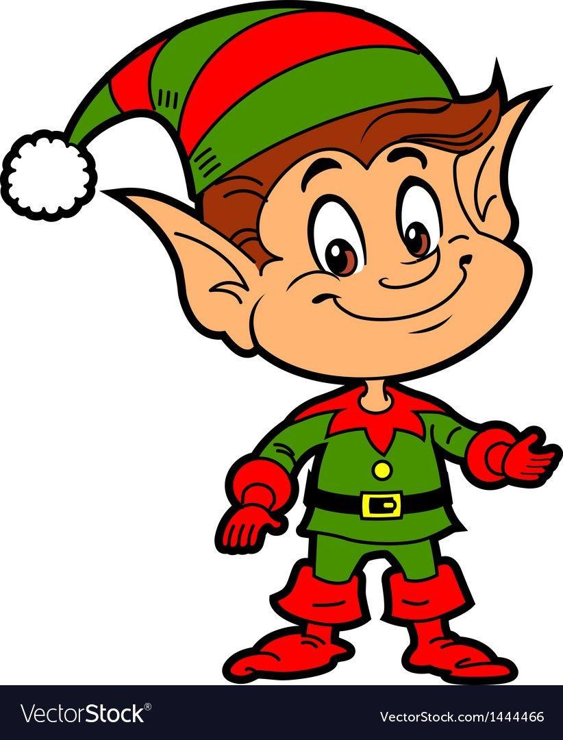 Xmas Elves Xmaselves Elf Cartoon Elf Clipart Xmas Elf
