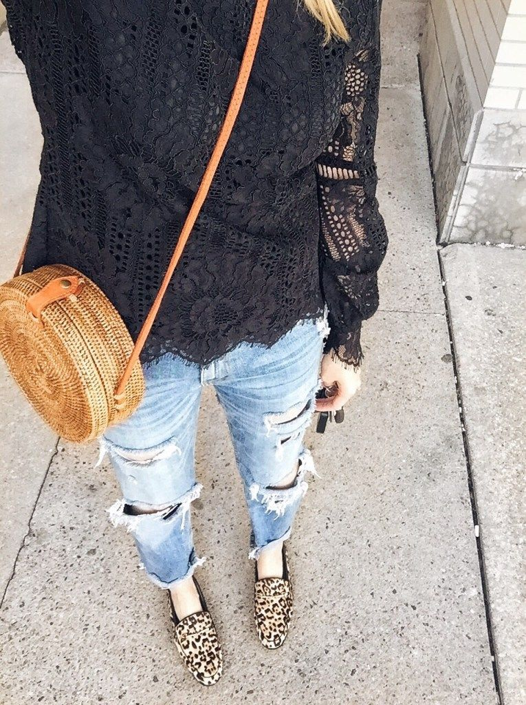 0bbb60151 What I Wore today. A lace shirt