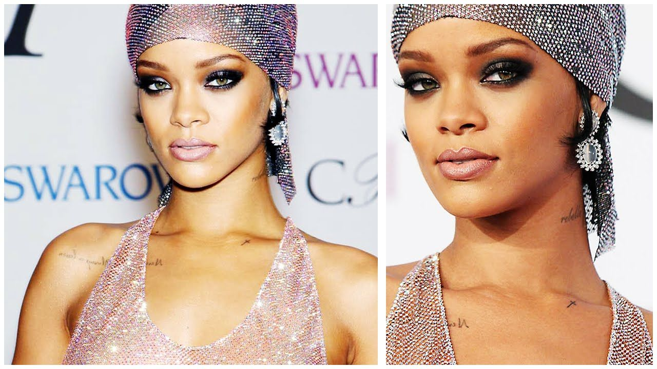 Boy hairstyle highlight rihanna cfda