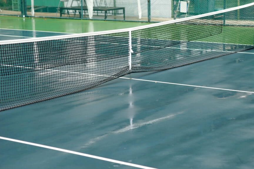 Can You Play Tennis In The Rain Tennis American Apparel American App