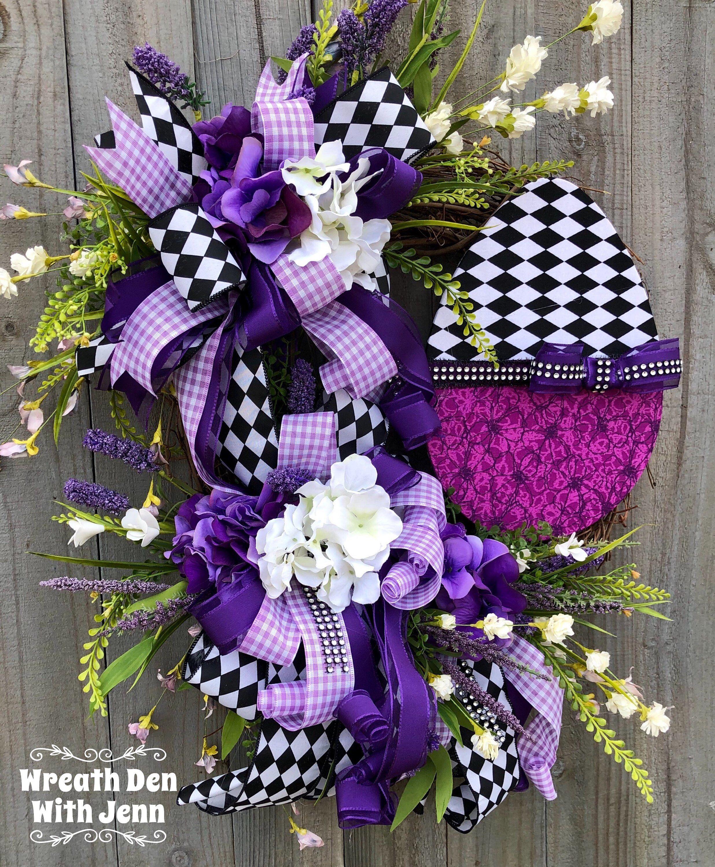Easter Wreath ~ Egg Wreath~ Spring Wreath ~ Easter Decor ... Easter Egg Representing Jesus