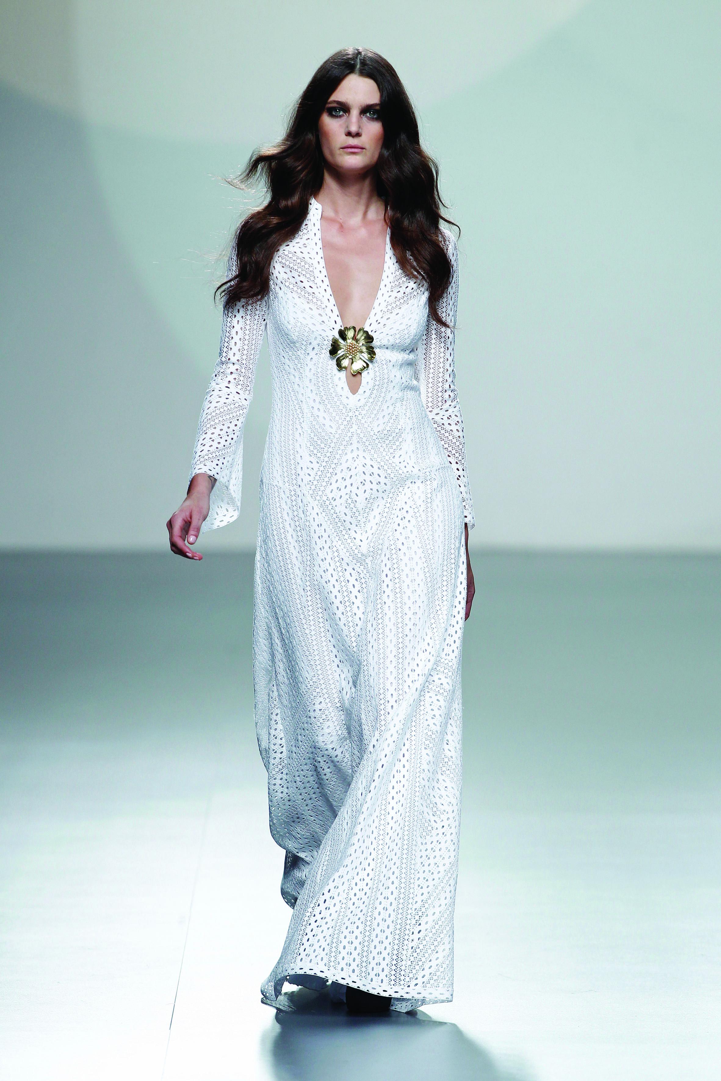Teresa Helbig - Mercedes Benz Fashion Week Spring-Summer 2014 ...