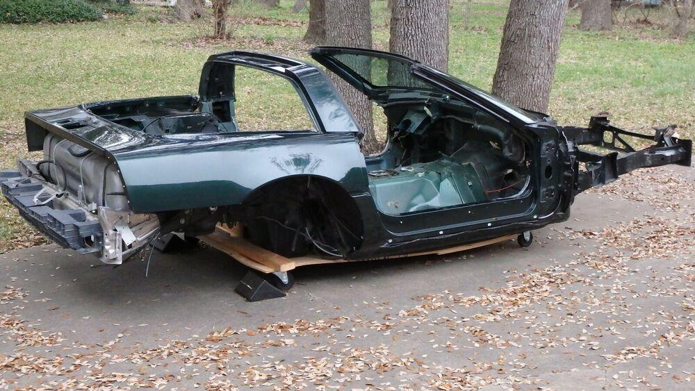 eBay Advertisement) 1991 Chevrolet Corvette Coupe 1991