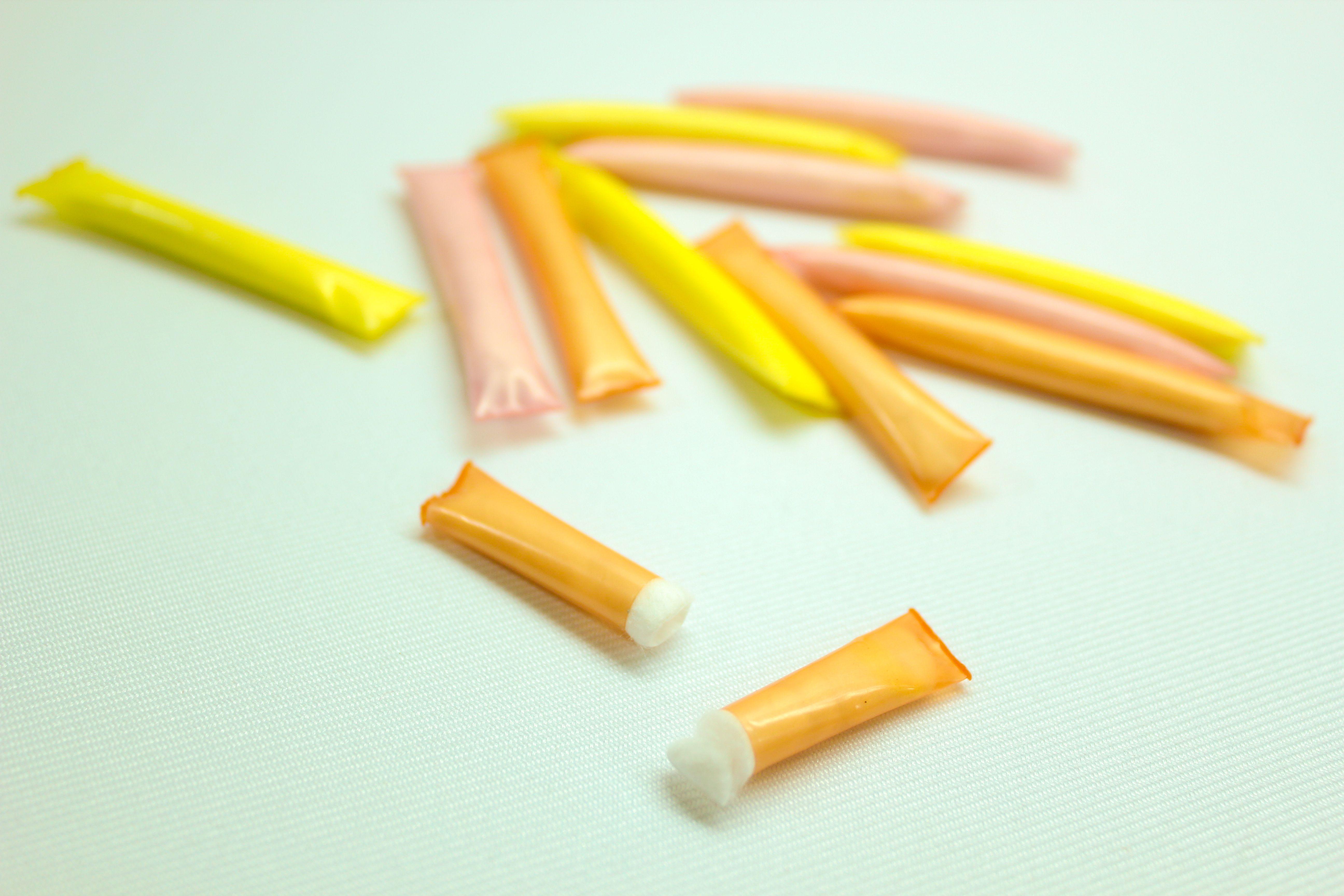 Make A Fire Starter Using A Straw Diy Pinterest Fire Starters
