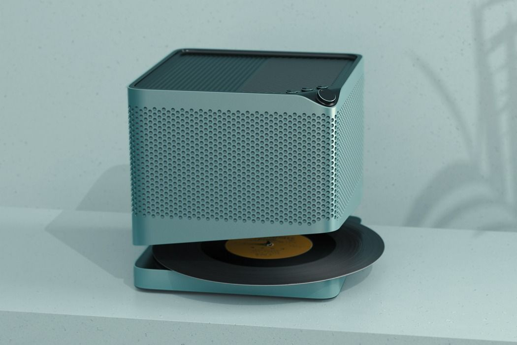Modern Day Record Player In 2020 Top Audio Audio Design Record Player
