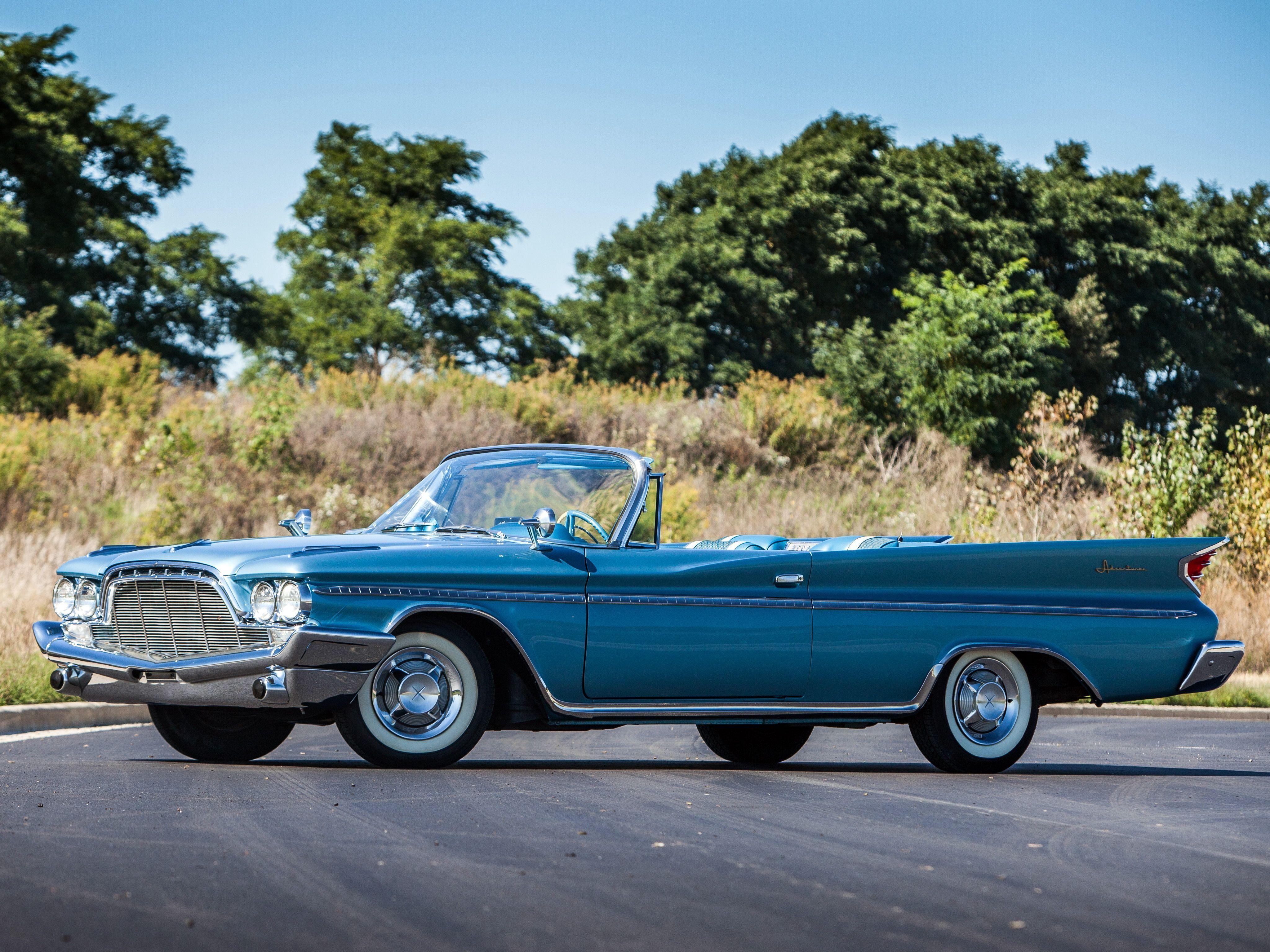 1960 DeSoto Custom Convertible | cars | Chrysler cars