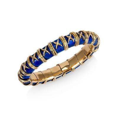 7f692efe4 A blue enamel