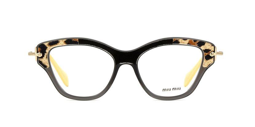 207a50d4cdef Miu Miu MU 07OV USC1O1 | The better to see with | Miu Miu, Glasses, Grey