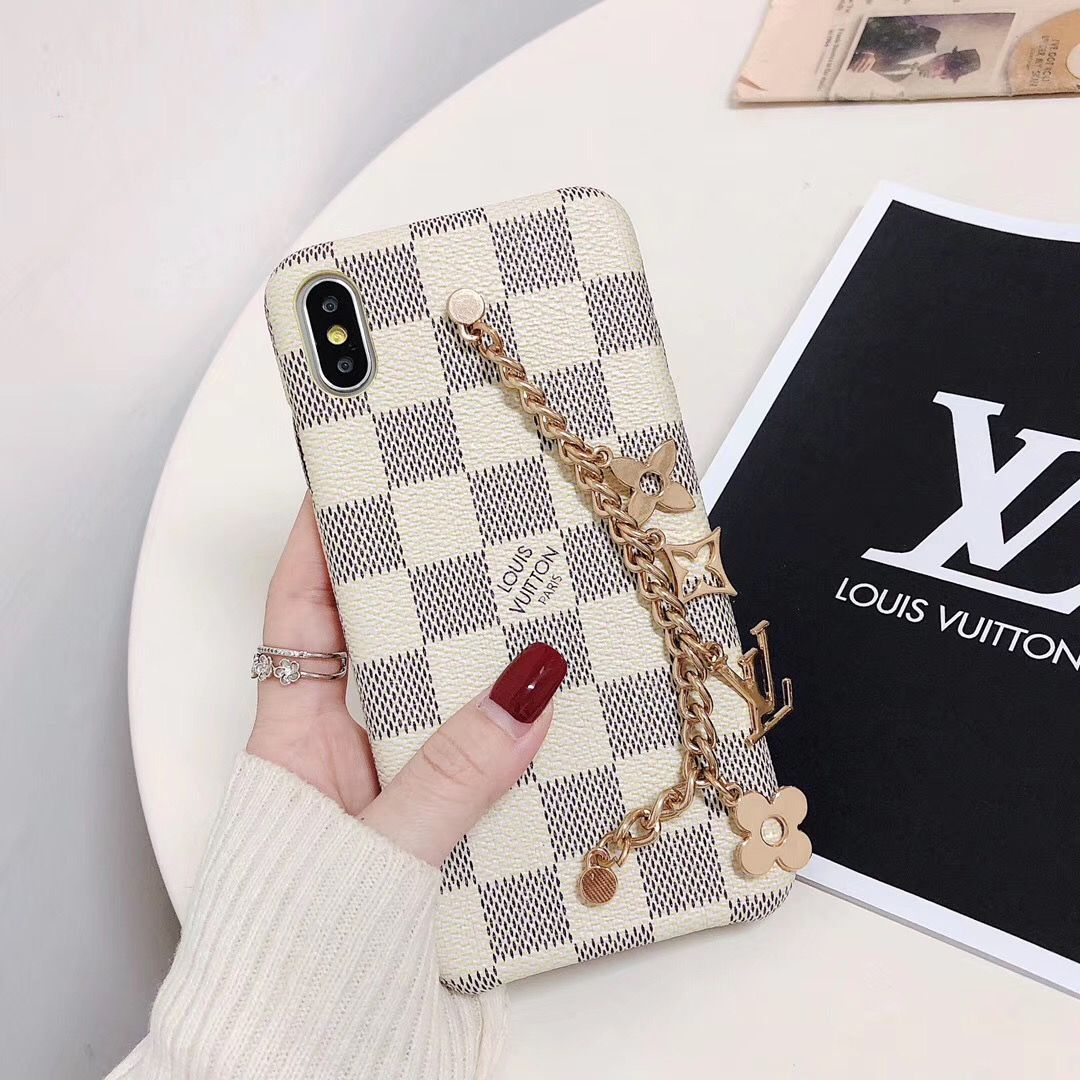Louis vuitton iphone xs max case charms iphone 7 case