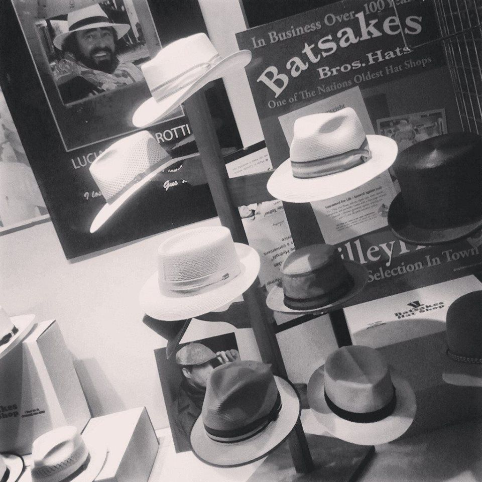 Cincinnati Ohio Batsakeshatshop Hat Shop Shopping Cincinnati