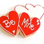"""""""Be Mine"""" Cookies for Valentine's Day"""
