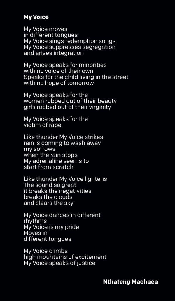 Poems On Human Trafficking