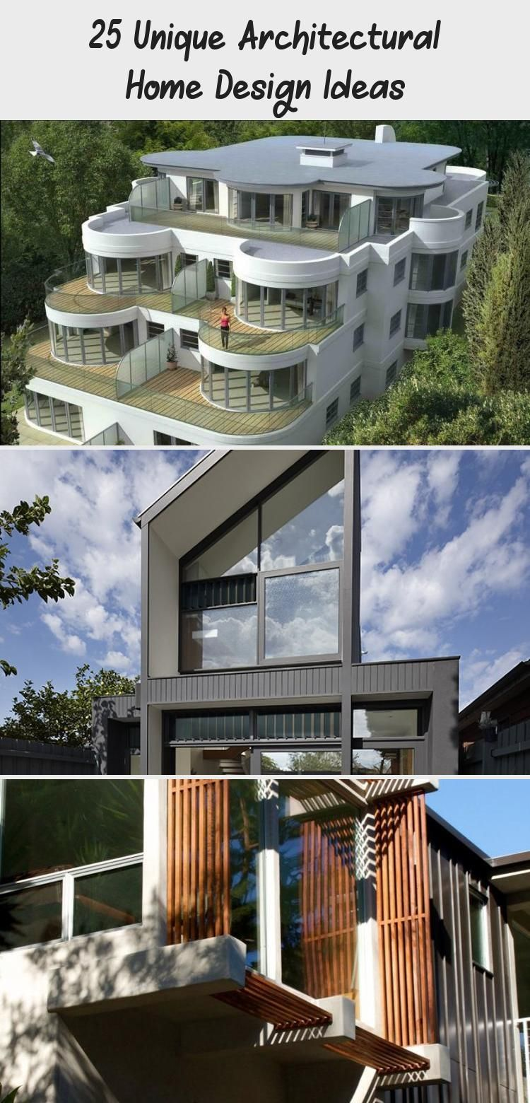 My Blog in 2020 Unique house design, Architecture house