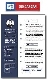 Curriculum Como Hacer Un Buen Curriculum Ejemplo Cv Modelo
