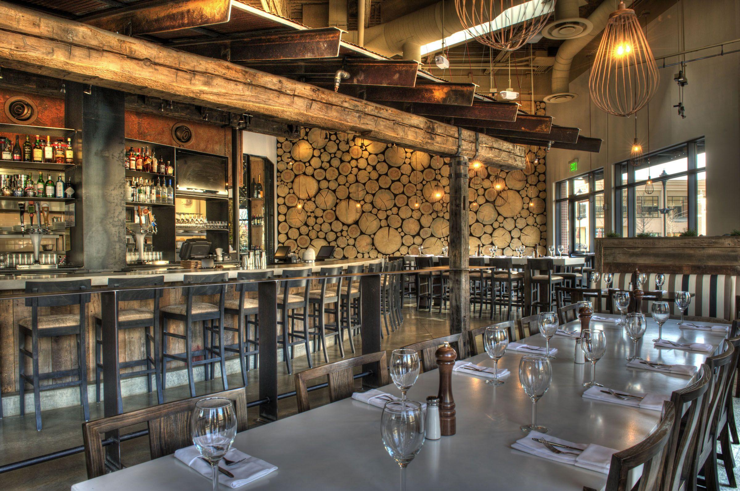 Home Restaurant In Centennial Co By Cmda Design Bureau Inc