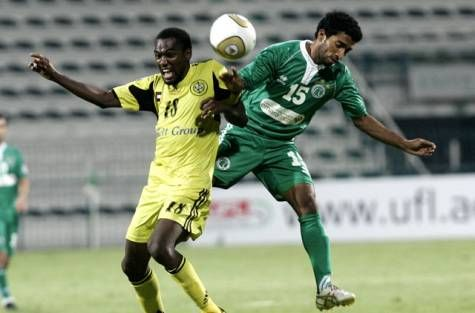 Simon Feindouno, the Guinean midfielder who claims he was wrongfully released by Dubai Club in January for failing a heart test he says was bogus, has confirmed he will be back playing at a UAE club next season.