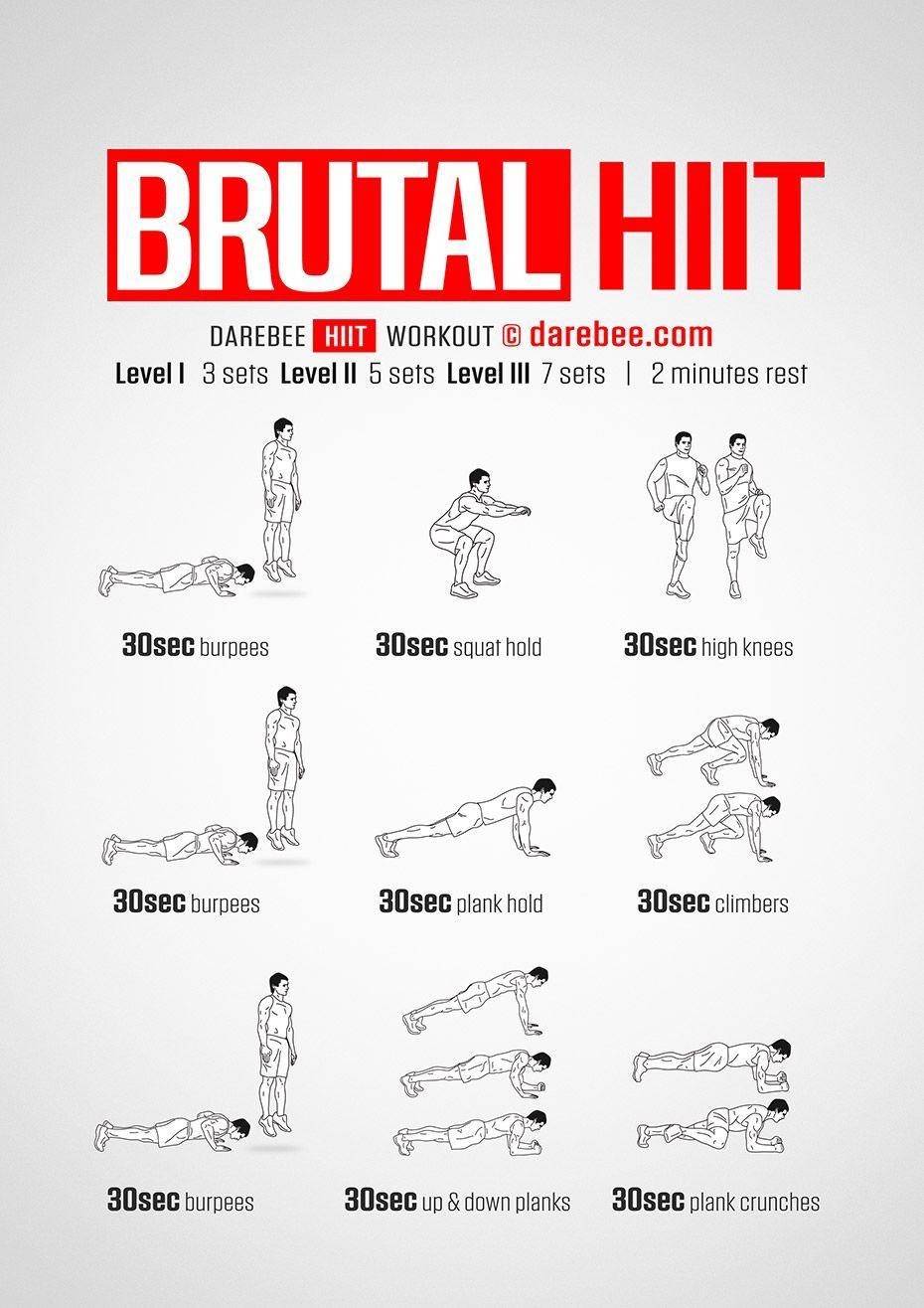 Race training #workouts hiit workouts gym, hiit for men, hiit quema grasa, hiit…