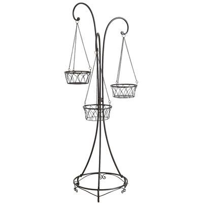 Hanging Basket Plant Stand; Pier 1 Imports