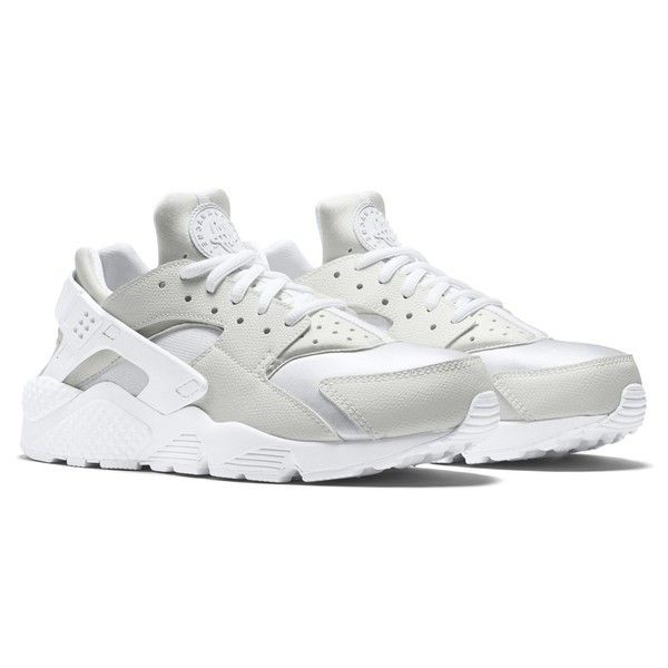 Women's Nike Air Huarache Run Sneaker ($110) ❤ liked on