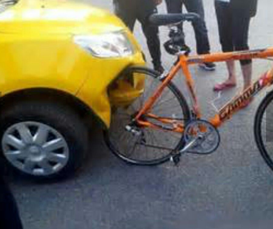 Car made in China vs bike made in Germany.  Any questions?