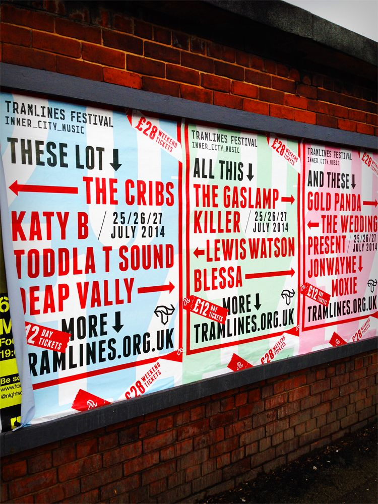 tramlines festival / peter and paul