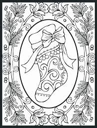 image result for free printable coloring pages christmas