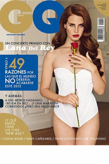 Noviembre 2012: Lana del Rey
