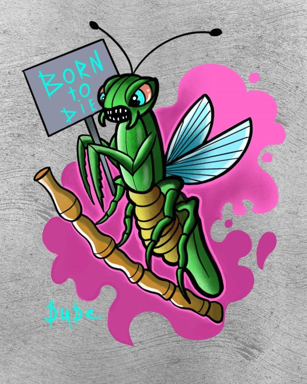 Боевое насекомое🥊  #tattooartists #tattooed #tattoomoscowcity #tattoosketch #tattoomsk #tattooart #mantis #mantisart #сделать тату #татуировкавмоскве