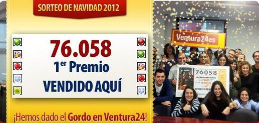 Comprobar Decimo Loteria Navidad 2012 En La Loteria De Navidad Es Verdad Que Toca Http Blog Ventura24