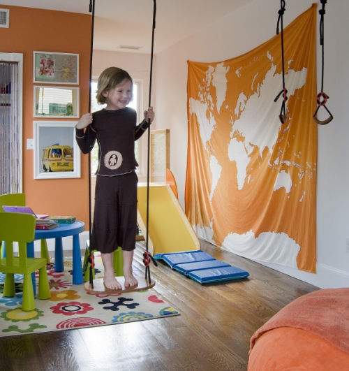 Children S And Kids Room Ideas Designs Inspiration: Inspiration : 10 Beautiful Playrooms