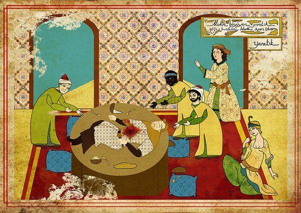 Photo of Top 11 des films cultes en version peinture traditionnelle ottomane