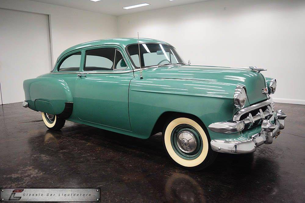 1954 Chevrolet Bel Air for Sale   Old Cars   Pinterest   Chevrolet ...