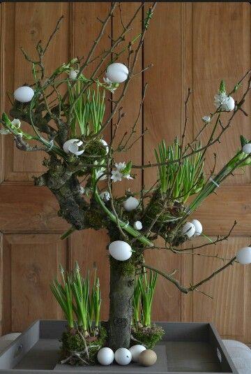 Easter trea