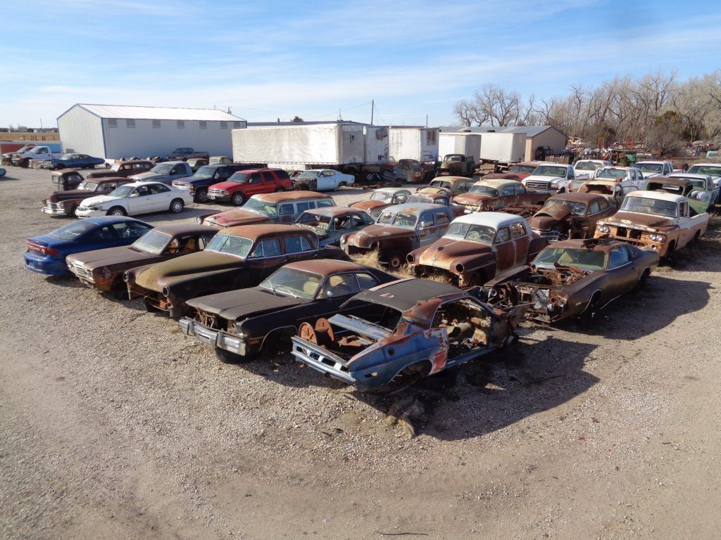 Classic Cars and Trucks For Sale: Nobody Else\'s Auto Recycling ...