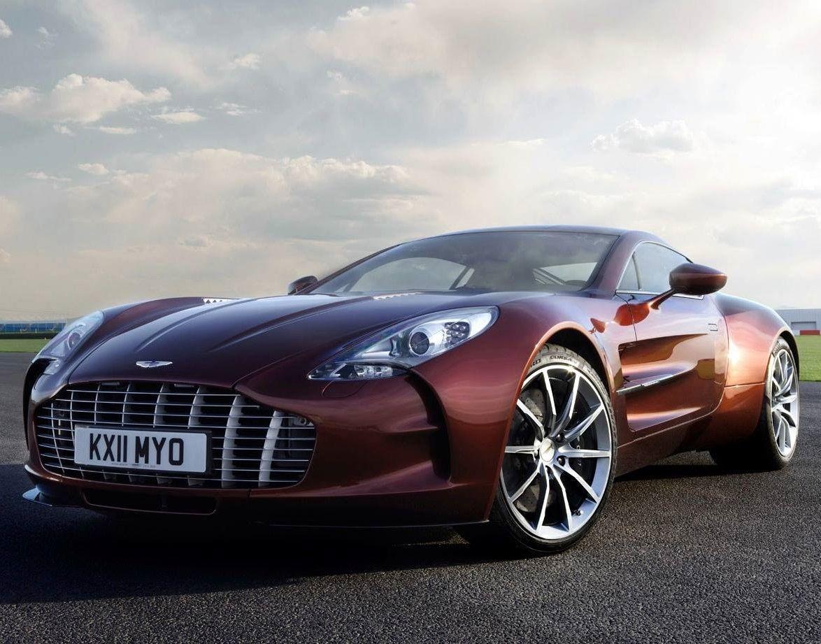 Aston Martin One77...oooohhhh baby! My kinda car