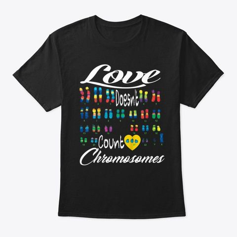 Download Love Doesn't Count Chromosomes Products from Count ...