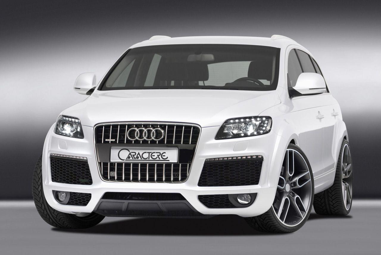 Audi Q By Caractère Cars Design Pinterest Audi Q Cars - Audi suv cars