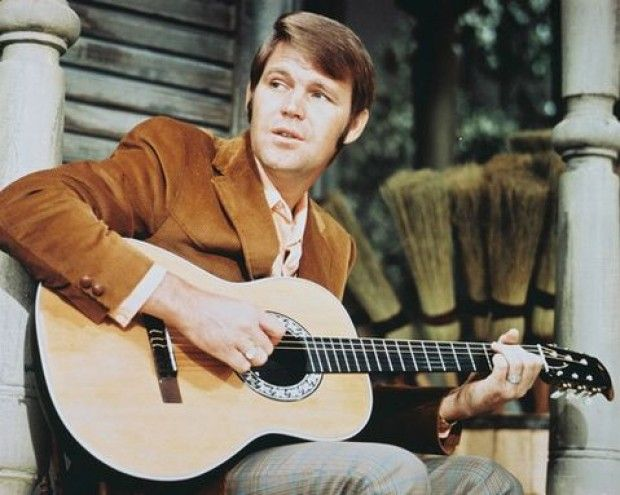 30th Nov 1968, Glen Campbell started a five-week run at No.1 on the US album chart with 'Wichita Lineman.' Jimmy Webb's inspiration for the lyrics to 'Wichita Lineman' came while driving through Washita County in northern Oklahoma. http://www.thisdayinmusic.com/pages/glen_campbell