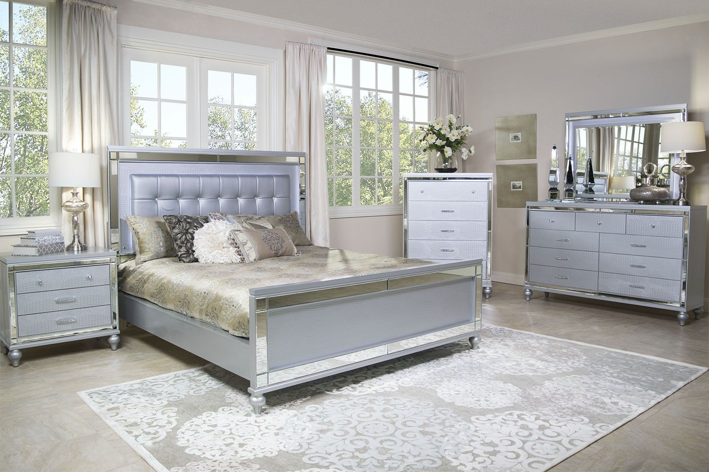 Valentino Bedroom Bedroom Mor Furniture For Less Bedroom